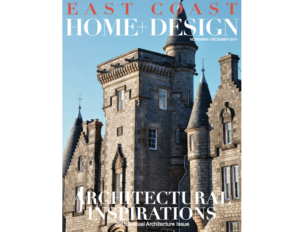 Judith Larson Featured In East Coast Home + Design