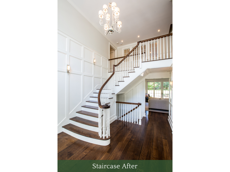 Staircase-After
