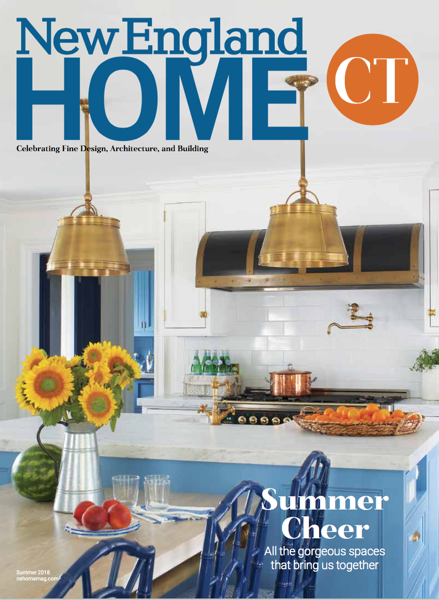 A Gardiner & Larson Property Featured In New England Home Magazine