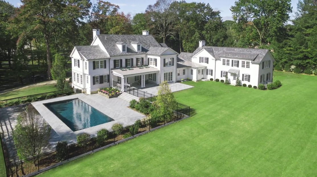 Luxurious Custom Home Design And Build For Sale: Greenwich, CT | Gardiner & Larson Homes